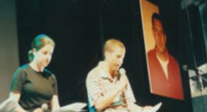 מאי 1999 - ערב לזיכרו עם שלמה ארצי
