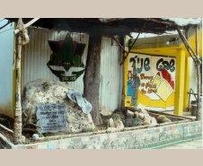 האנדרטה לזכרו של עמר בשבט