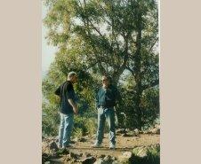 אבי עם יואל ברי.
