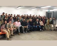 מש' נקר ומש' אל-קבץ עם גדוד עמר 2018