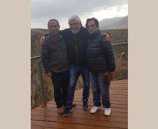 שולה אבי ורמזי מנהל השמורה 2017